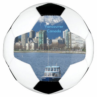Vancouver View Soccer Ball