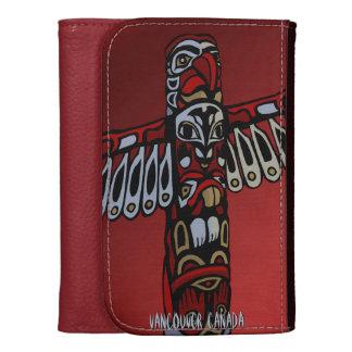 Vancouver Wallet Custom Vancouver Souvenir Wallet