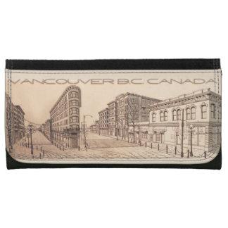 Vancouver Wallet Vancouver Canada Souvenir Wallet
