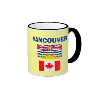 Vancouver* YVR International Airport Cup Mug