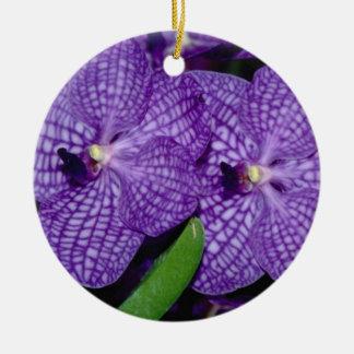 Vanda flowers ornaments