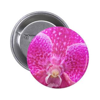 Vanda Orchid Pin