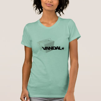 VANDAL★ Chinese Takeout / Jade (Monochrome) Tee Shirt