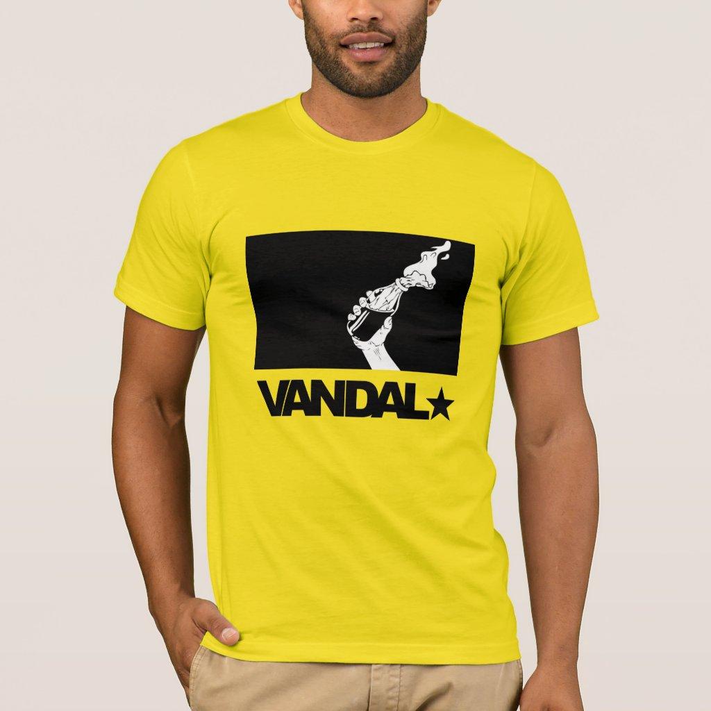 VANDAL★ Molotov Cocktail T-Shirt