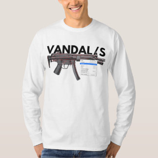 VANDAL SOCIETY MP5 RELOAD T-Shirt