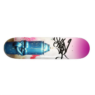 Vandal Spray can Skateboard Deck