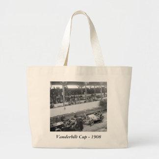 Vanderbilt Cup 1908 Canvas Bag