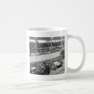 Vanderbilt Cup, 1908 Coffee Mug