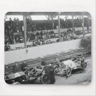 Vanderbilt Cup, 1908 Mouse Pad