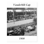Vanderbilt Cup, 1908 Postales