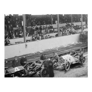 Vanderbilt Cup 1908 Post Card