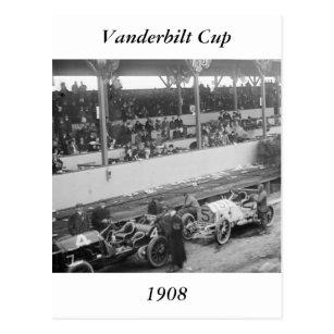 Vanderbilt Cup, 1908 Postcard