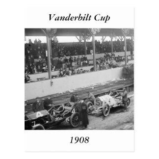 Vanderbilt Cup 1908 Post Cards