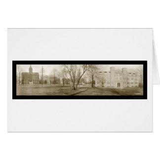 Vanderbilt University Photo 1909 Card