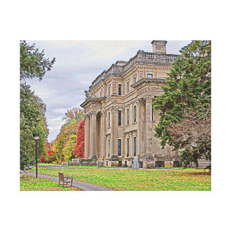 Vanderbuilt Mansion Canvas Prints