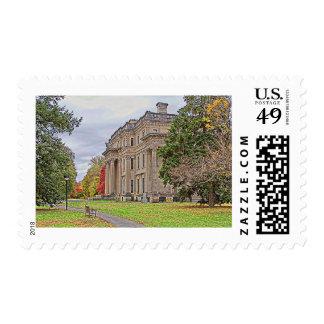 Vanderbuilt Mansion Postage