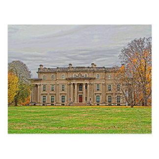Vanderbuilt Mansion Postcard
