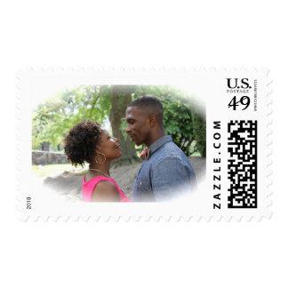 Vaneka & Jamal Postage Stamps