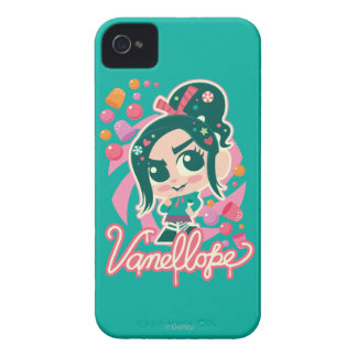 Vanellope Case-Mate iPhone 4 Case