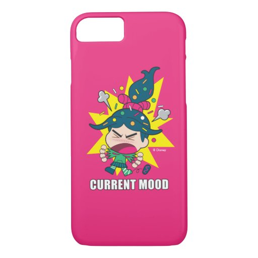 Vanellope | Current Mood iPhone 8/7 Case