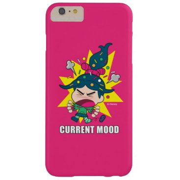 Vanellope   Current Mood Barely There iPhone 6 Plus Case