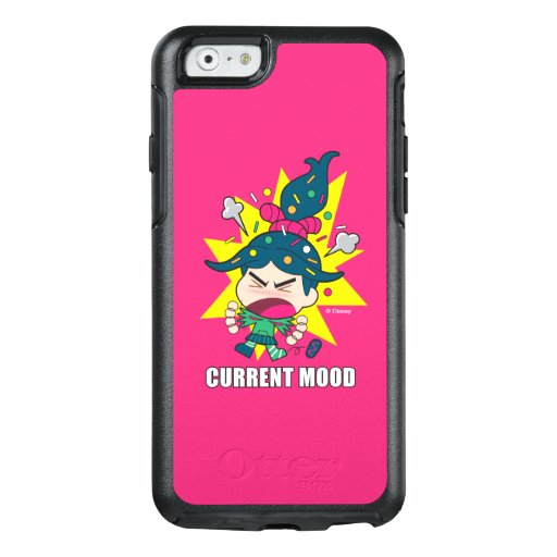 Vanellope | Current Mood OtterBox iPhone 6/6s Case