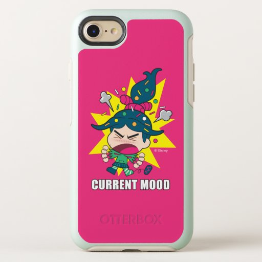 Vanellope | Current Mood OtterBox Symmetry iPhone 8/7 Case