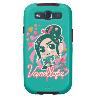 Vanellope Samsung Galaxy S3 Funda