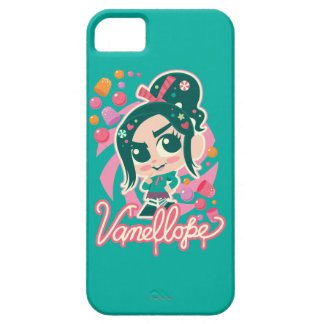 Vanellope iPhone 5 Covers