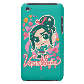 Vanellope iPod Touch Case