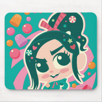 Vanellope Mouse Pad