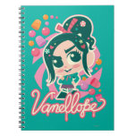 Vanellope Note Book