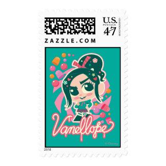 Vanellope Postage