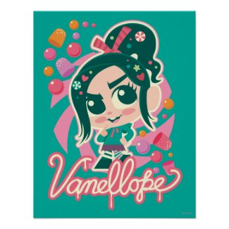 Vanellope Poster