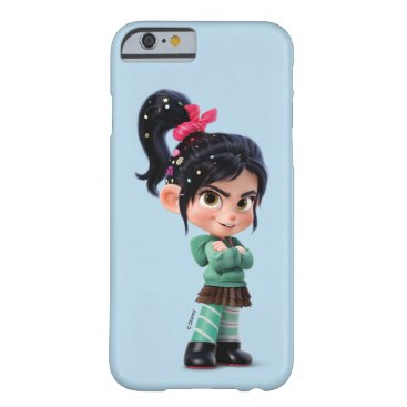 Vanellope   Vanellope Rules! Barely There iPhone 6 Case