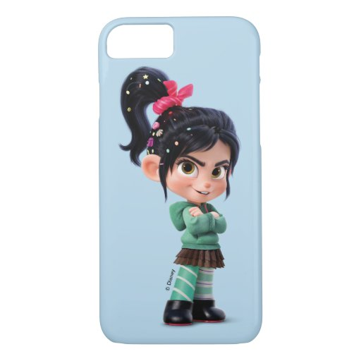 Vanellope | Vanellope Rules! iPhone 8/7 Case