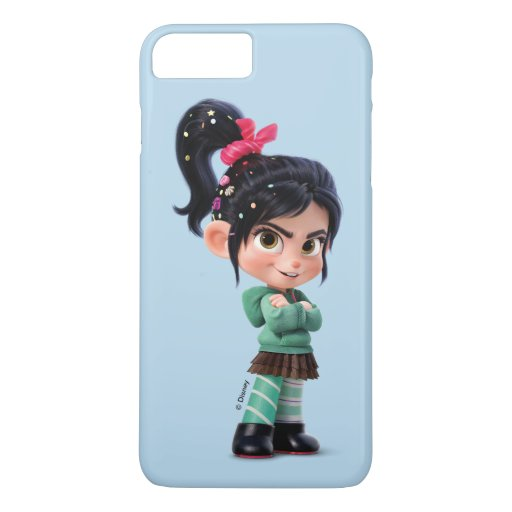Vanellope | Vanellope Rules! iPhone 8 Plus/7 Plus Case