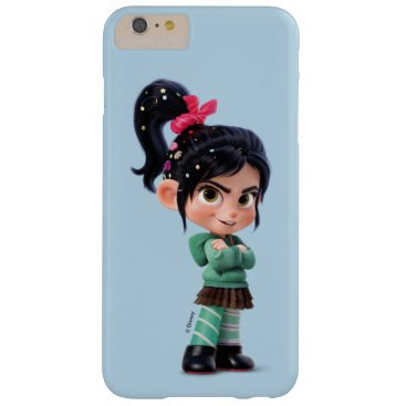 Vanellope   Vanellope Rules! Barely There iPhone 6 Plus Case