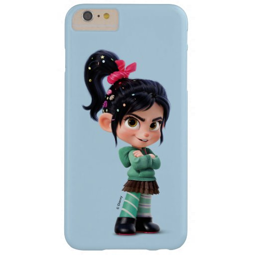 Vanellope | Vanellope Rules! Barely There iPhone 6 Plus Case