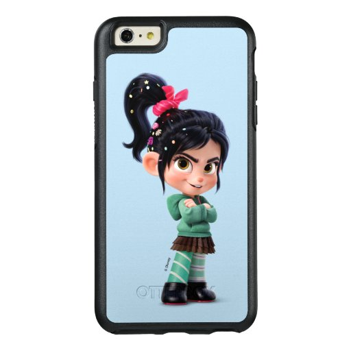 Vanellope | Vanellope Rules! OtterBox iPhone 6/6s Plus Case