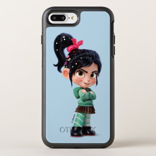 Vanellope | Vanellope Rules! OtterBox Symmetry iPhone 8 Plus/7 Plus Case
