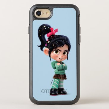 Vanellope   Vanellope Rules! OtterBox Symmetry iPhone 8/7 Case