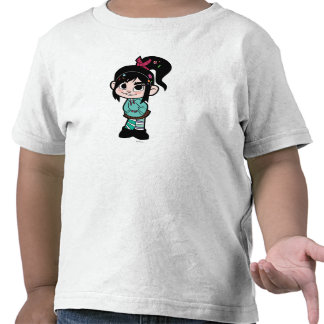 Vanellope Von Schweetz 2 Camiseta