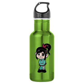 Vanellope Von Schweetz 2 Stainless Steel Water Bottle