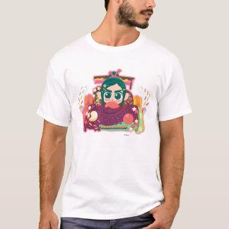 Vanellope Von Schweetz Driving Car T-Shirt