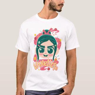 Vanellope Von Schweetz Face T-Shirt