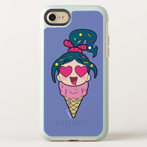 Vanellope | Von Sweet OtterBox Symmetry iPhone 8/7 Case