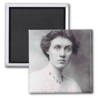 Vanessa Bell, 1902 2 Inch Square Magnet
