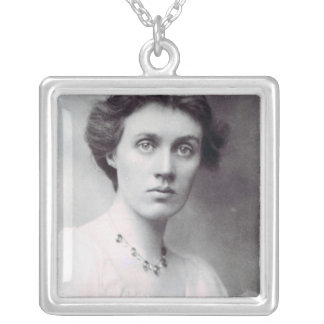 Vanessa Bell, 1902 Silver Plated Necklace