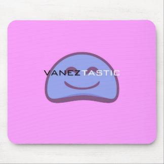 Vaneztastic pink logo Mousepad